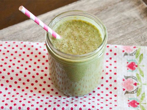 Healing Green Smoothie