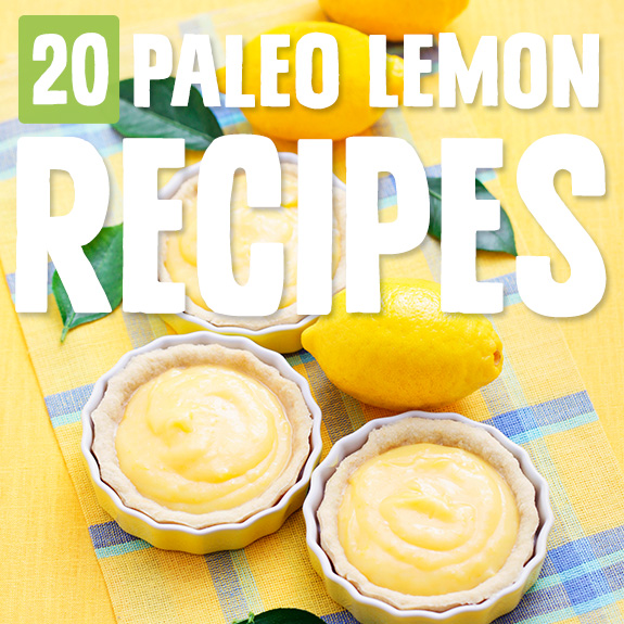 I always keep a bag of organic lemons on hand, and these lemon recipes insure that I've always got a great dish to cook up.