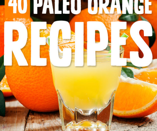 It's easy for me to top up on my Vitamin C, I just follow one of these orange recipes and I'm good to go. Everyone's favorite citrus fruit makes it fun to eat healthy!