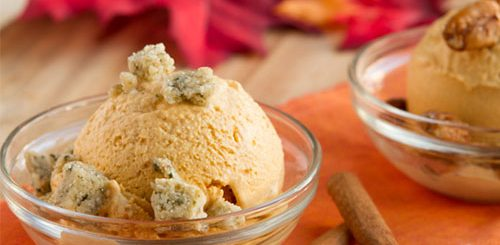 Pumpkin Spice Fat Bomb Ice Cream