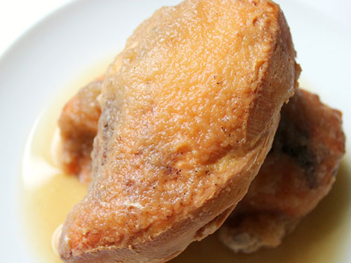 Slow Cooker Applesauce Chicken