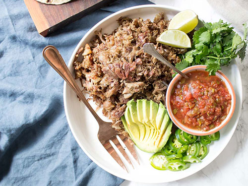 Slow Cooker Paleo Carnitas