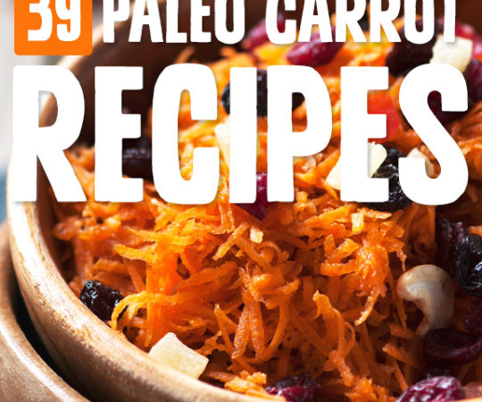 We all know carrots are good for the eyes, and it's been a lot easier to come up with good carrot recipes after looking at this list. Bugs Bunny's got nothing on me!