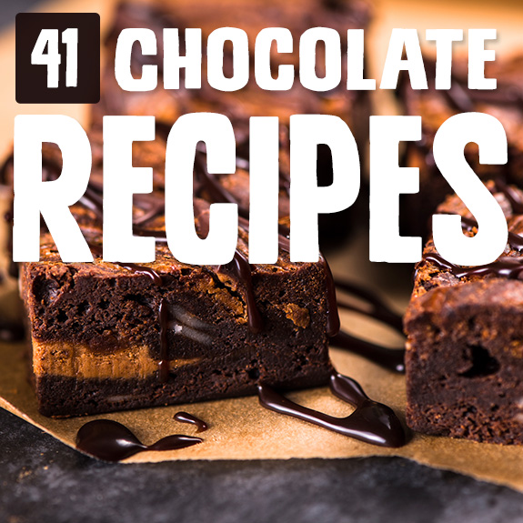 Like my mom always says: You can never have too much chocolate! Do it the healthy way with these Paleo chocolate recipes.