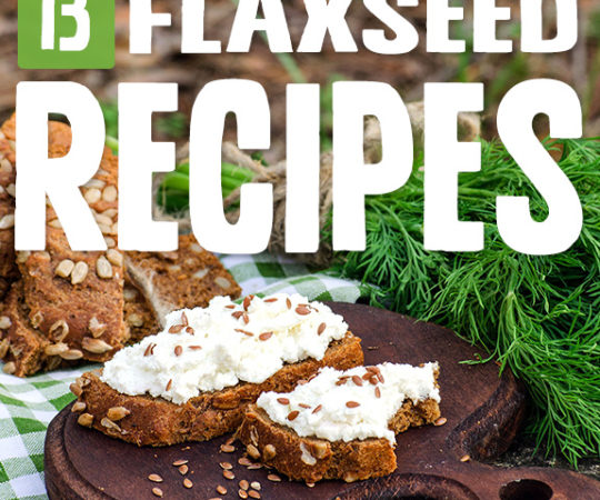 These flaxseed recipes are a must if you've been wondering how to eat more flaxseed for its health benefits. I never go a day without it now!