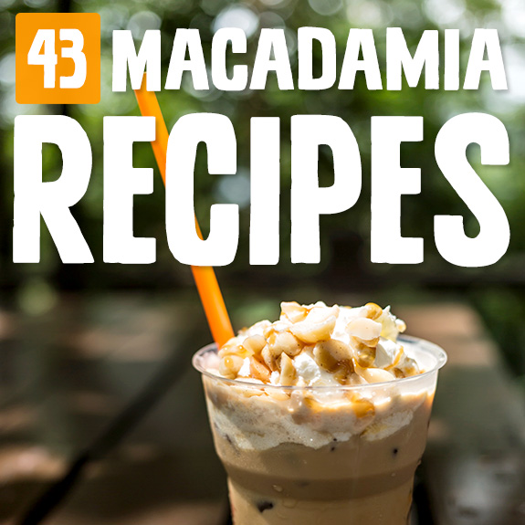 Macadamia nuts are so rich and buttery-flavored, but I always just ate them by themselves. These macadamia recipes showed me how to incorporate them into some dynamic dishes.