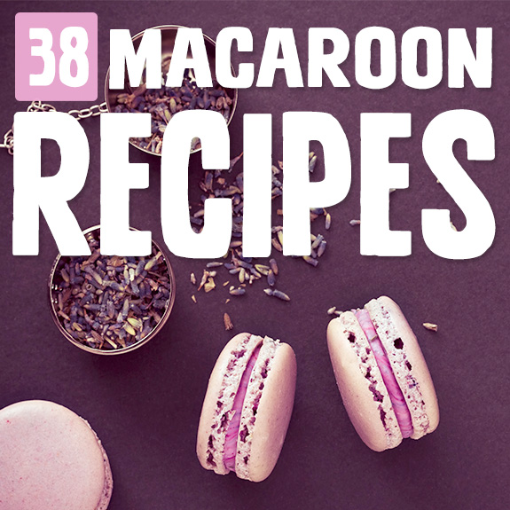 These macaroon recipes make me feel like I'm having something special, and I don't feel like I cheated afterward because they're totally Paleo. Double win!