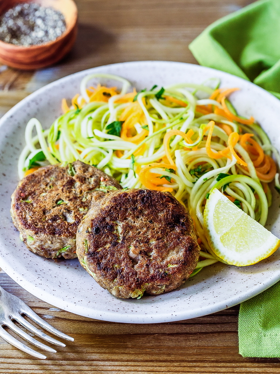 These tuna cakes are a great way to use canned tuna in a new and flavorful way