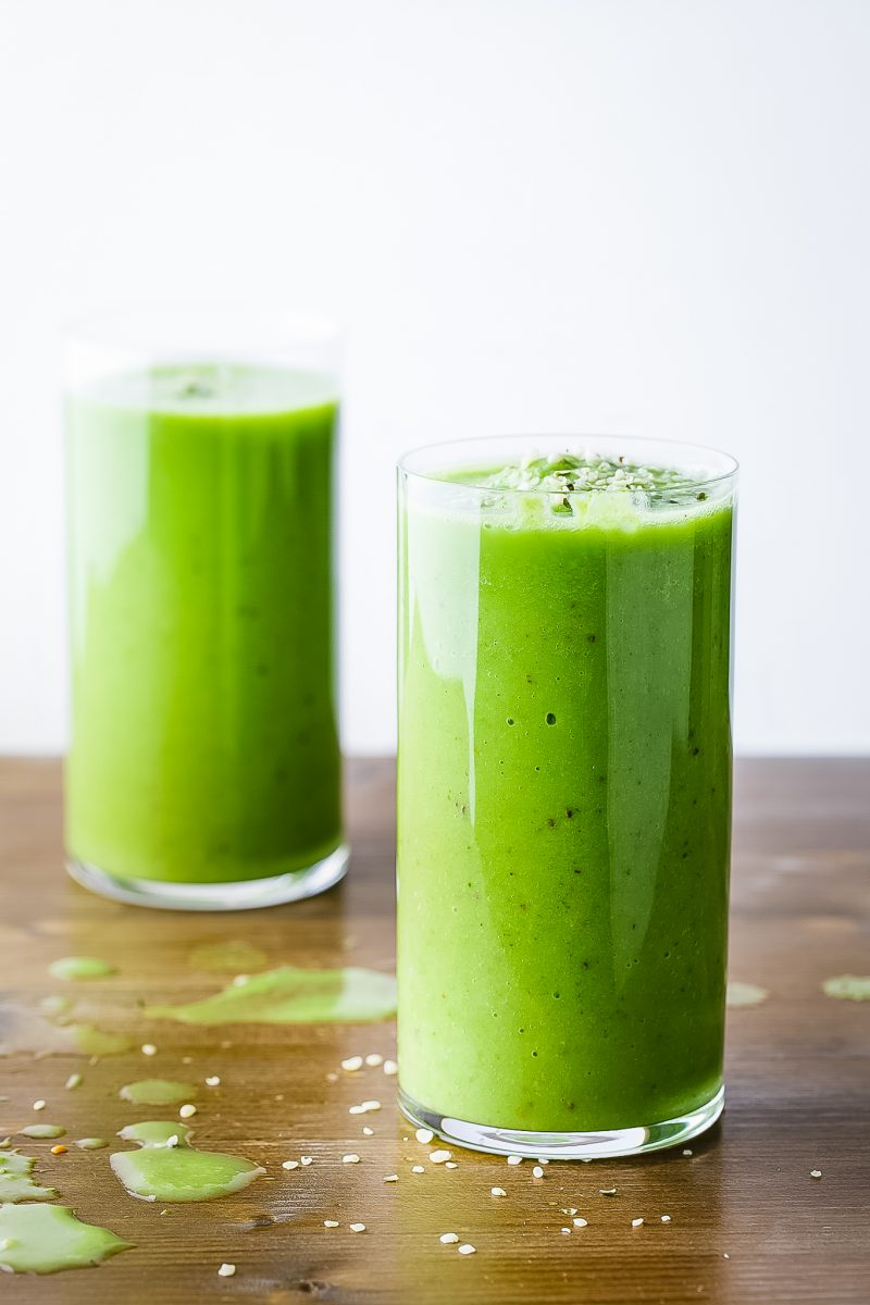 Kale Green Drinks Recipes