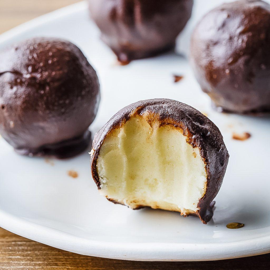 Ice Cream Truffles | Paleo Grubs