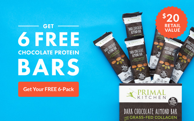 thrive almond bars