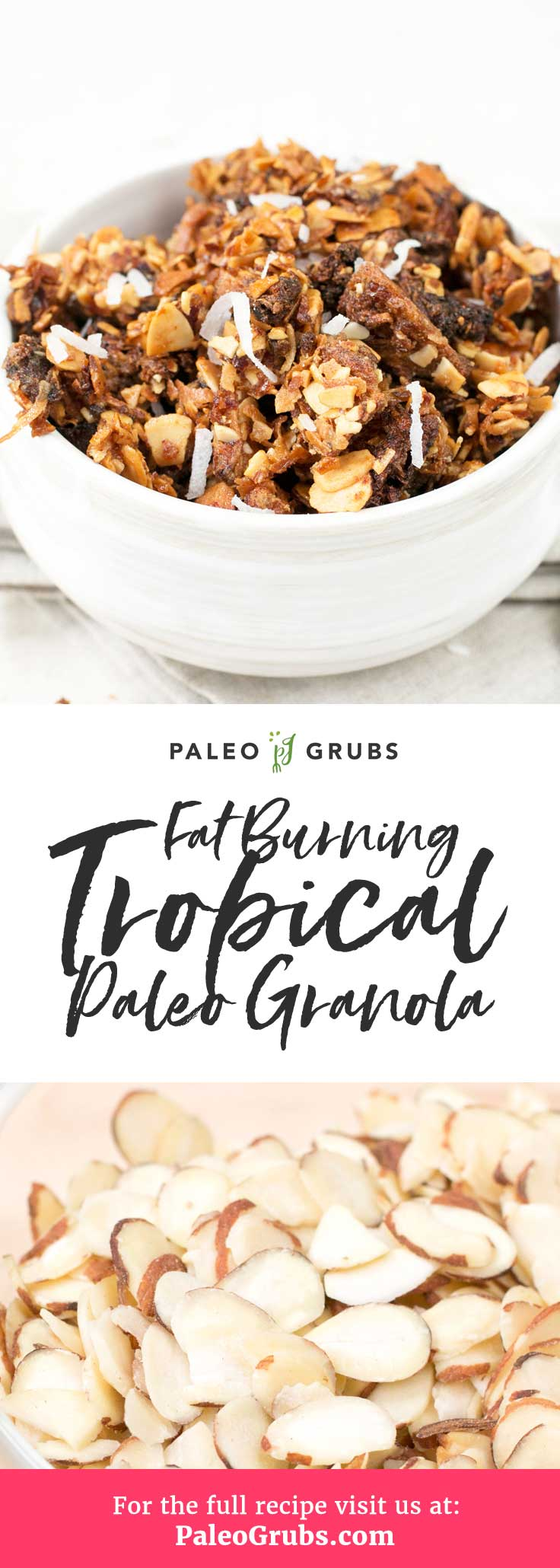 This is the ultimate homemade Paleo granola! Pretty hard to top this recipe.