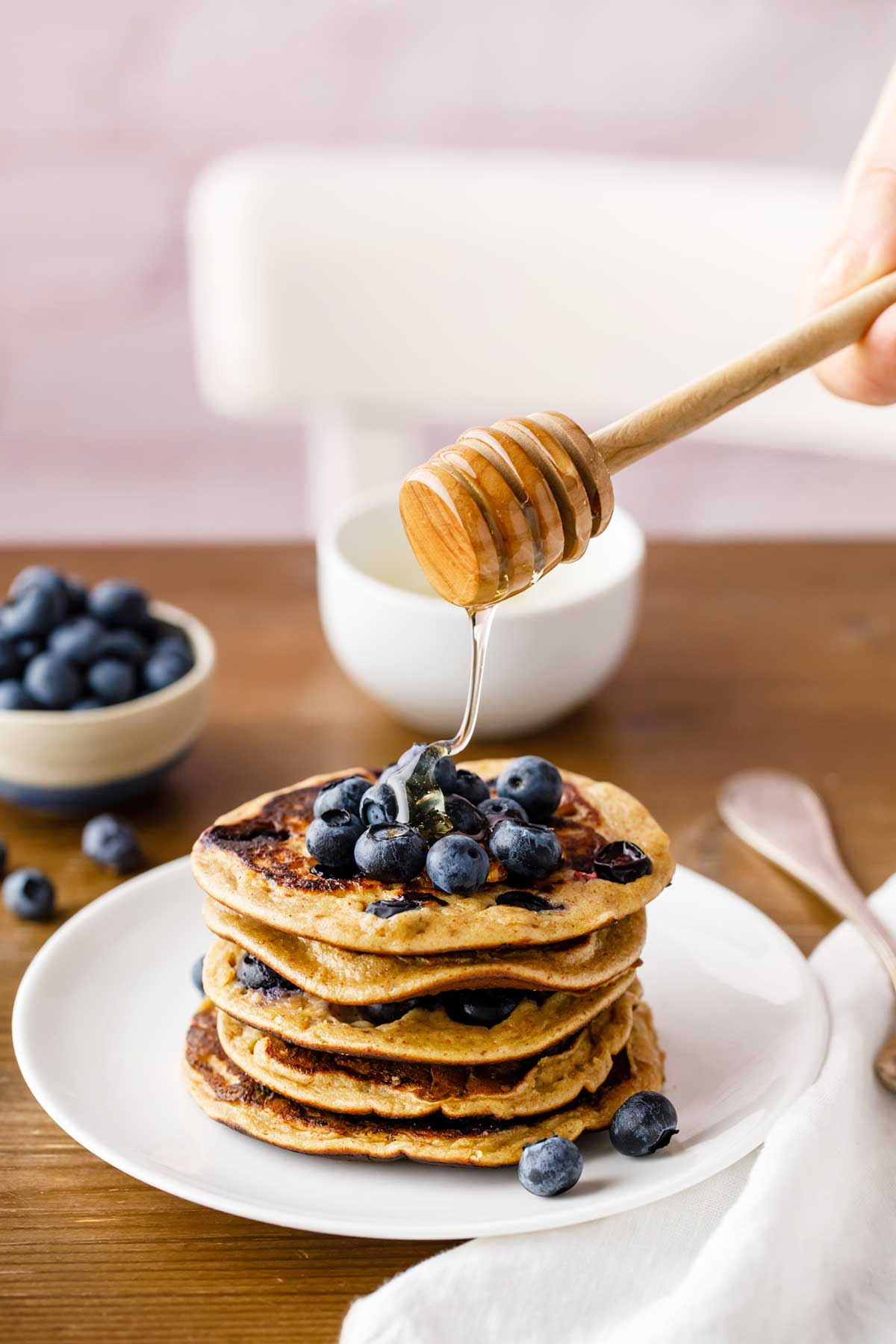 flourless paleo banana pancakes