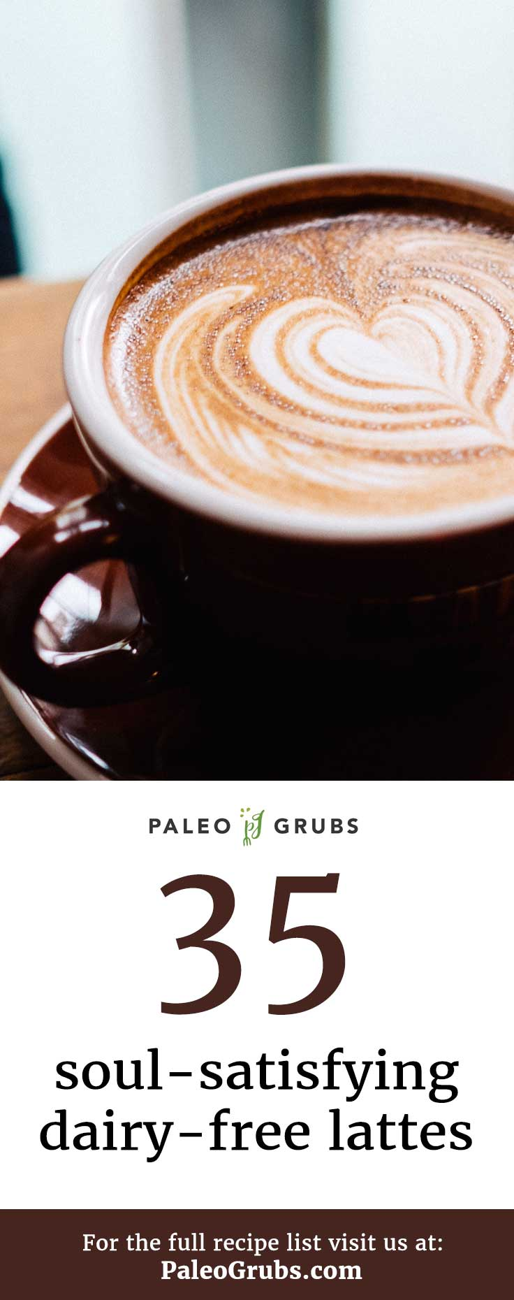 Love this list of dairy-free lattes! A must-read for anyone with diary issues or diet restrictions.