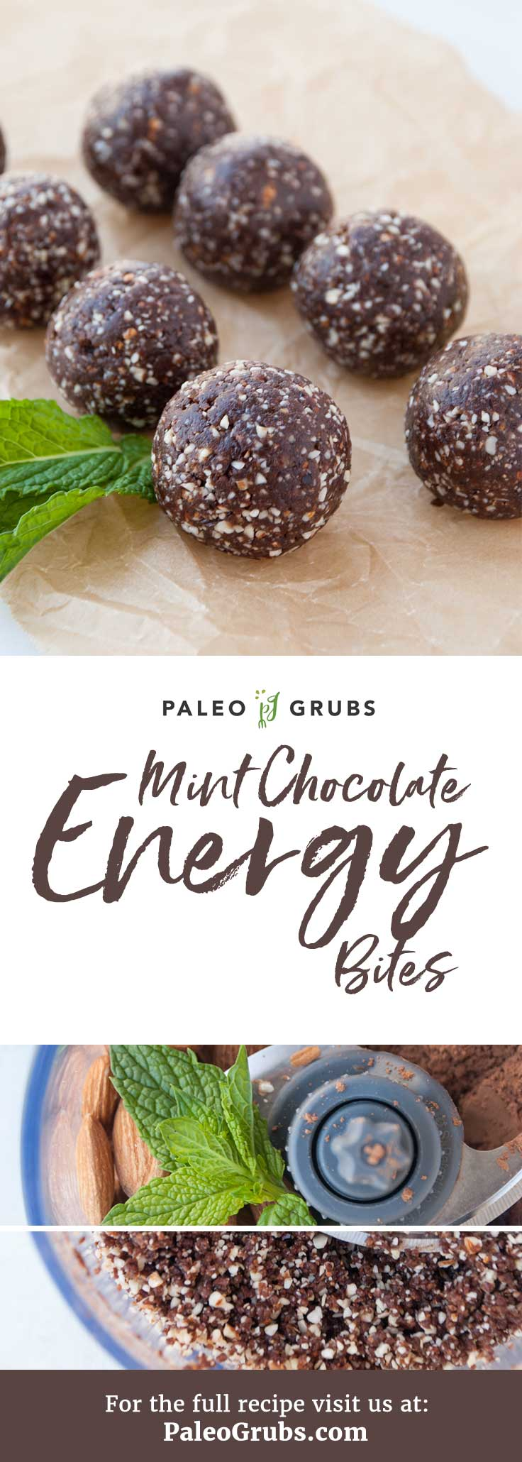 These are the best chocolate no bake energy bites!!