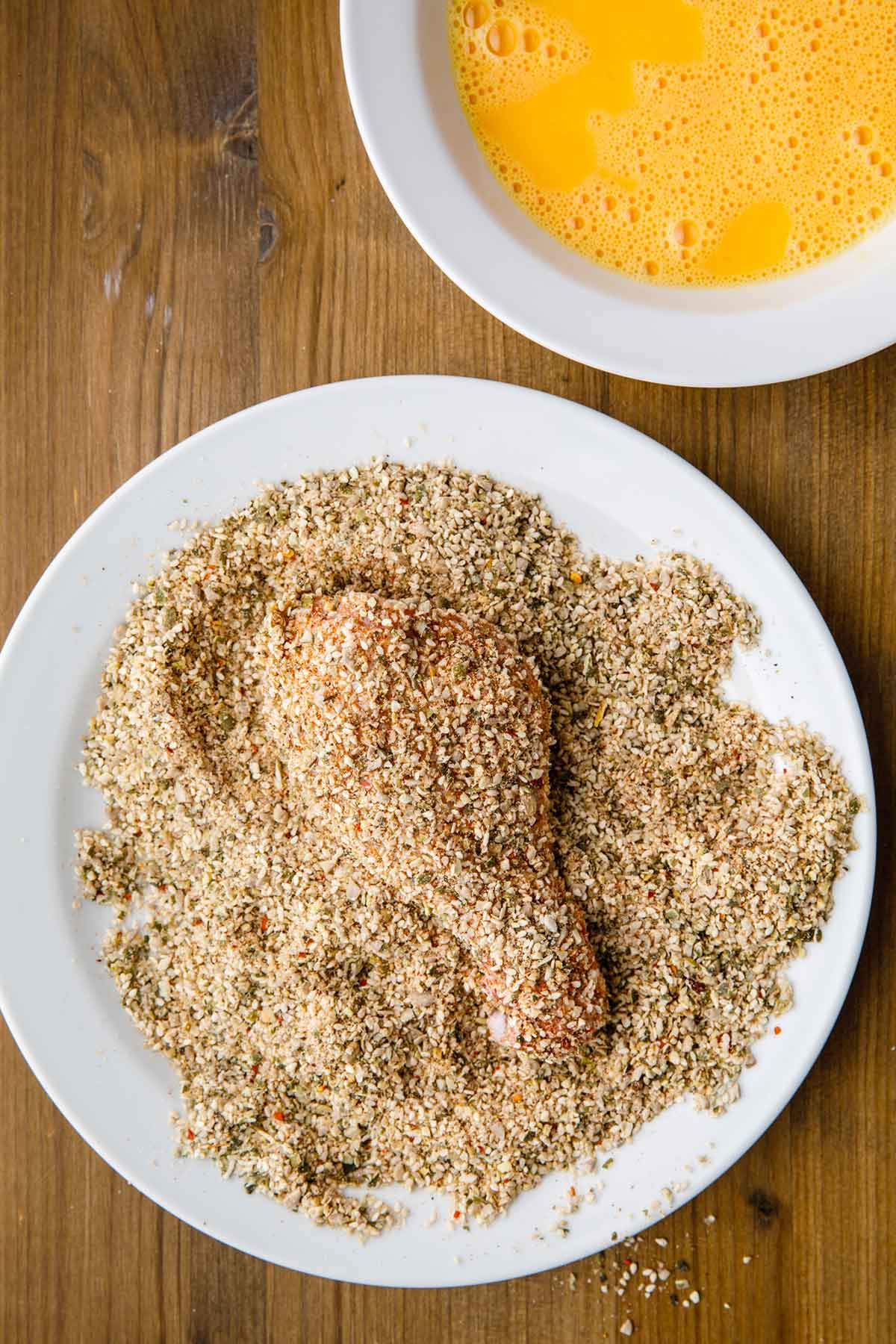 how to make paleo fried chicken