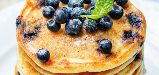 low carb paleo pancakes