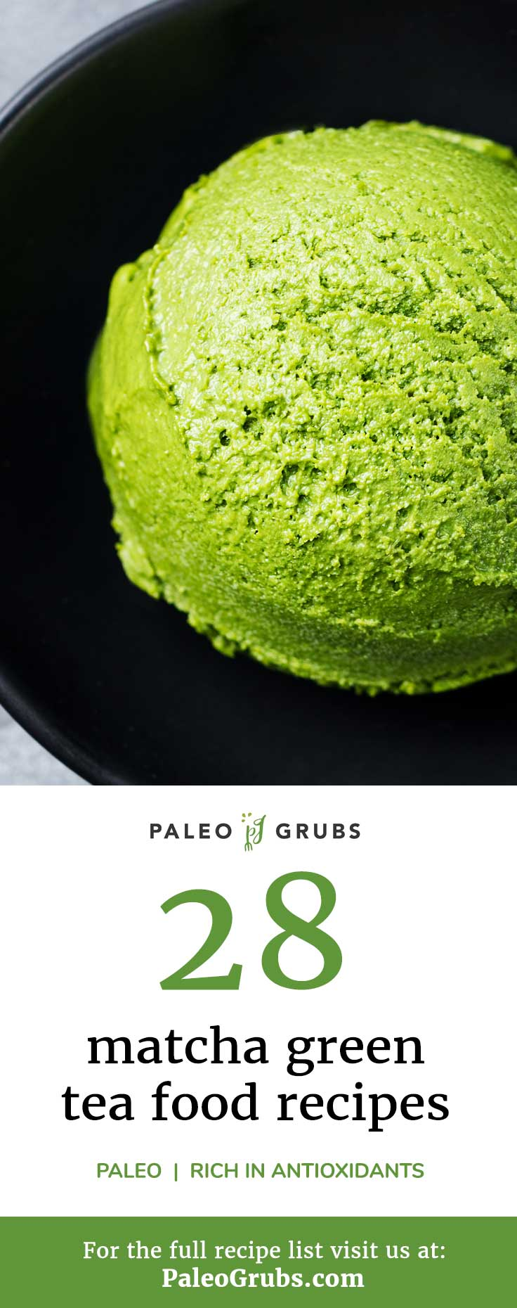 Matcha tea is one of my favorite drinks when I need a quick energy boost, and these matcha baked goods, desserts and snacks bring matcha to another level! So yummy and good for you.