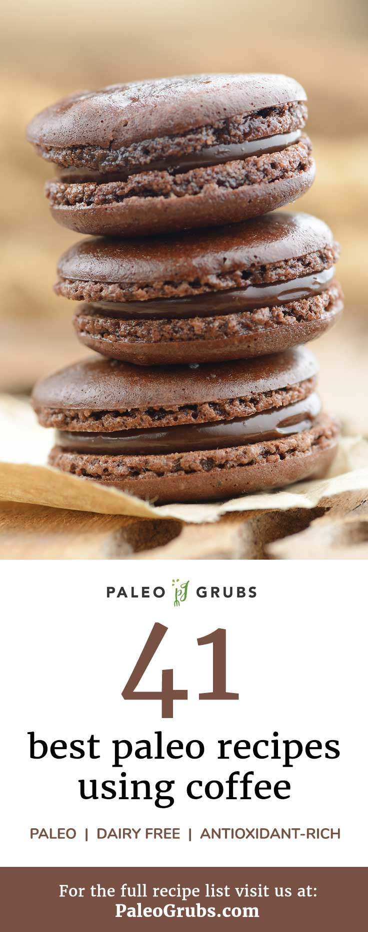 Try one of these genius paleo-friendly recipes made with coffee. Chock full of antioxidants and that deep coffee flavor you love.