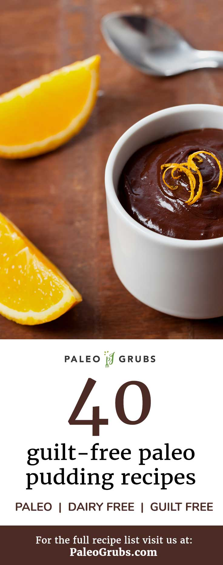 Chocolate, butterscotch, chia- I love pudding in all forms! Here are my favorite guilt-free recipes that are both indulgent, and you can feel good about eating them.
