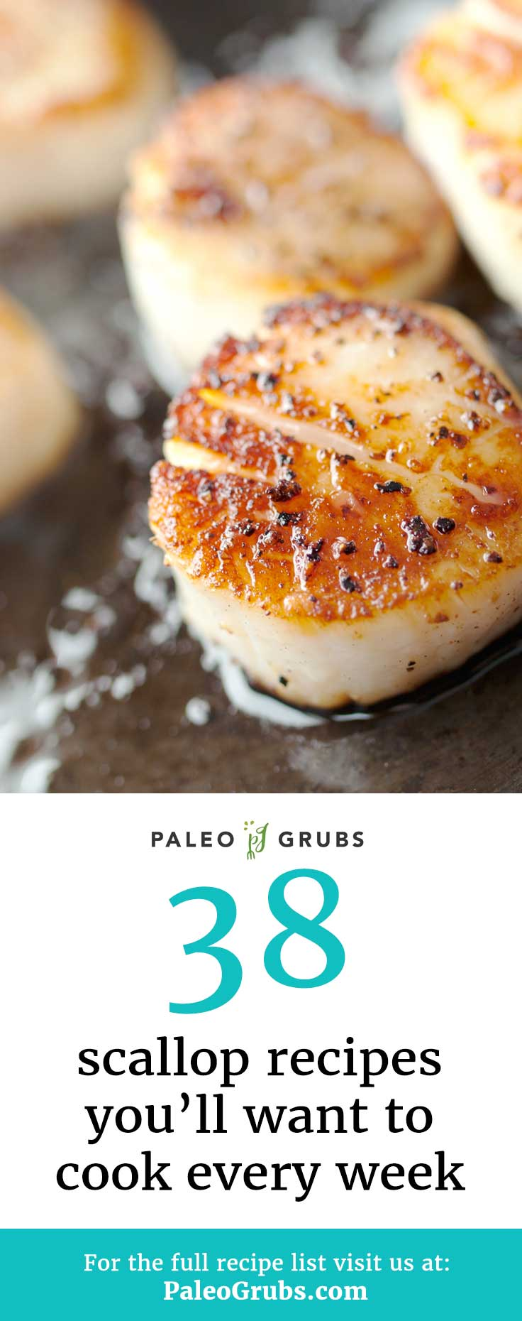 Cooking scallops was a total mystery to me, I usually just ordered them in restaurants. Now I can make a half dozen scallop recipes and I've only scratched the surface.