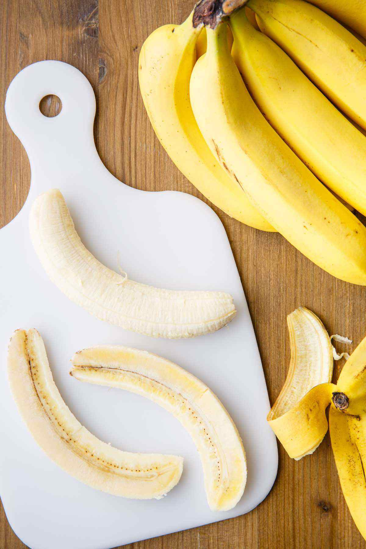 bananas prep