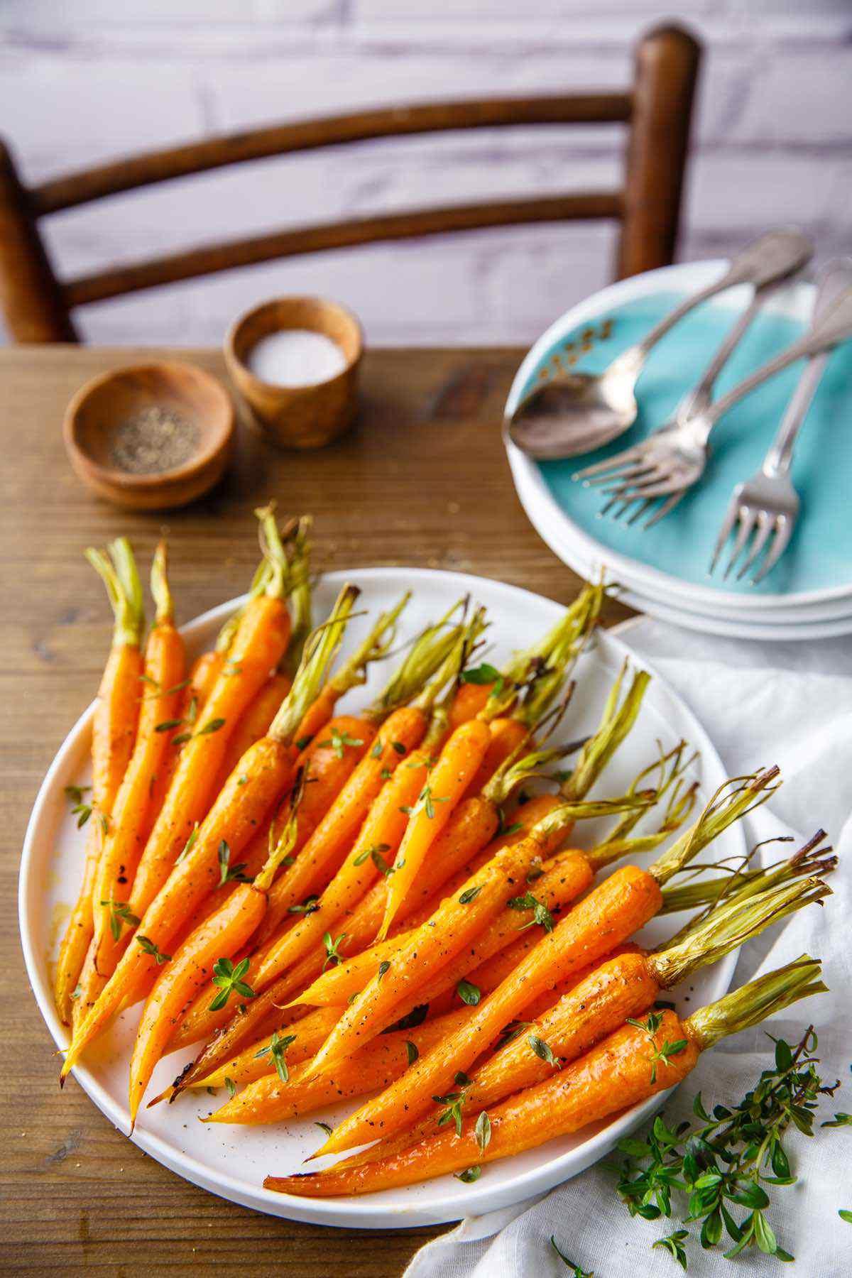 paleo roasted carrots recipe