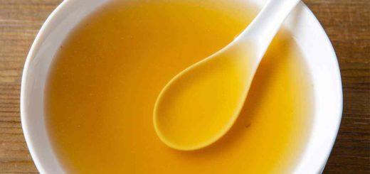 Healing Slow Cooker Asian Bone Broth Soup