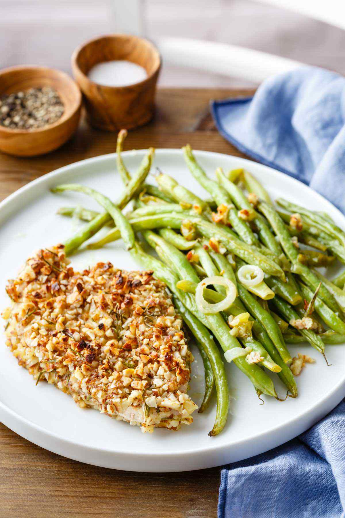 paleo chicken and green beans recipe