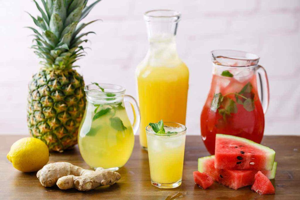 paleo lemonade 3 ways recipe