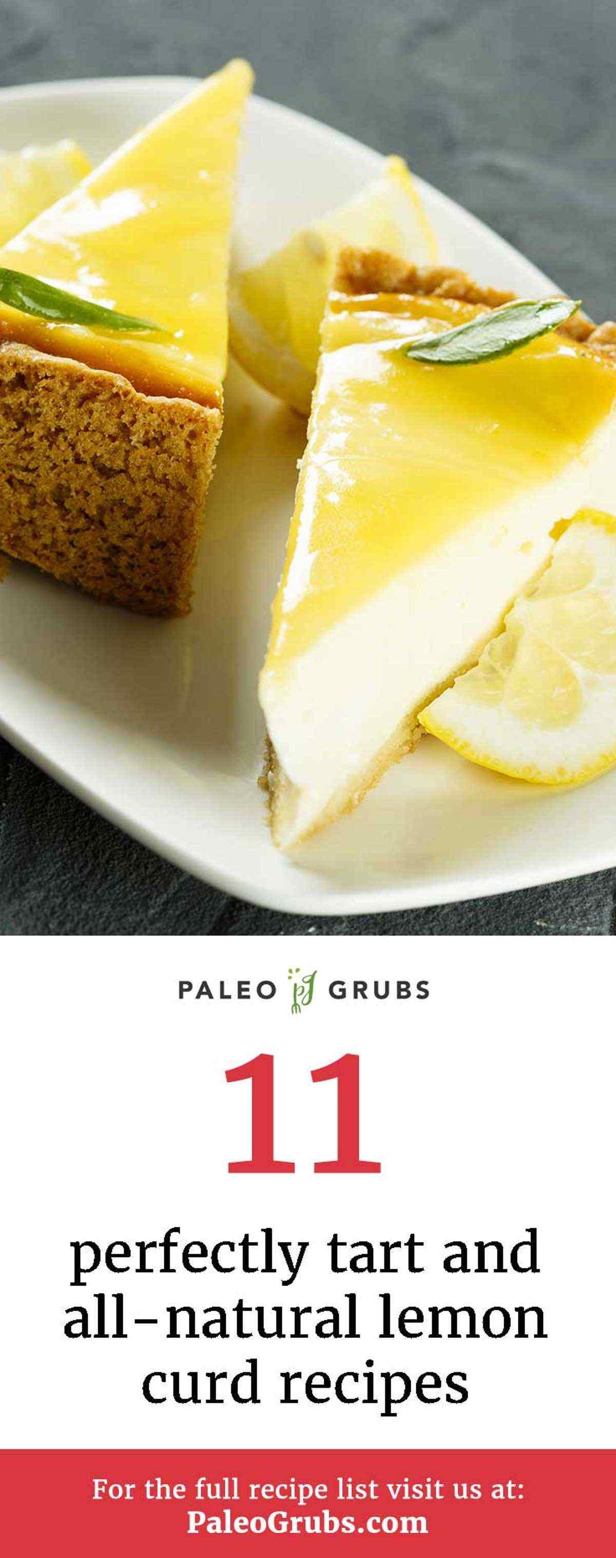 lemon curd recipes