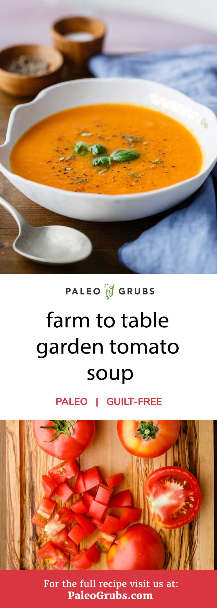 Farm-to-table tomato soup anyone? The best kind of soups are without a doubt, homemade. Made with fresh ingredients straight from the garden, there is no mistaking a good tomato soup that has been stewed with the right blend of herbs and spices. When done correctly, tomato soup can be an excellent appetizer or main dish on its own. Here is how to do it.