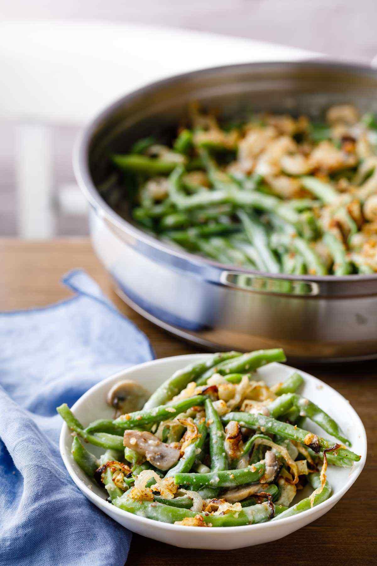 paleo green bean recipe