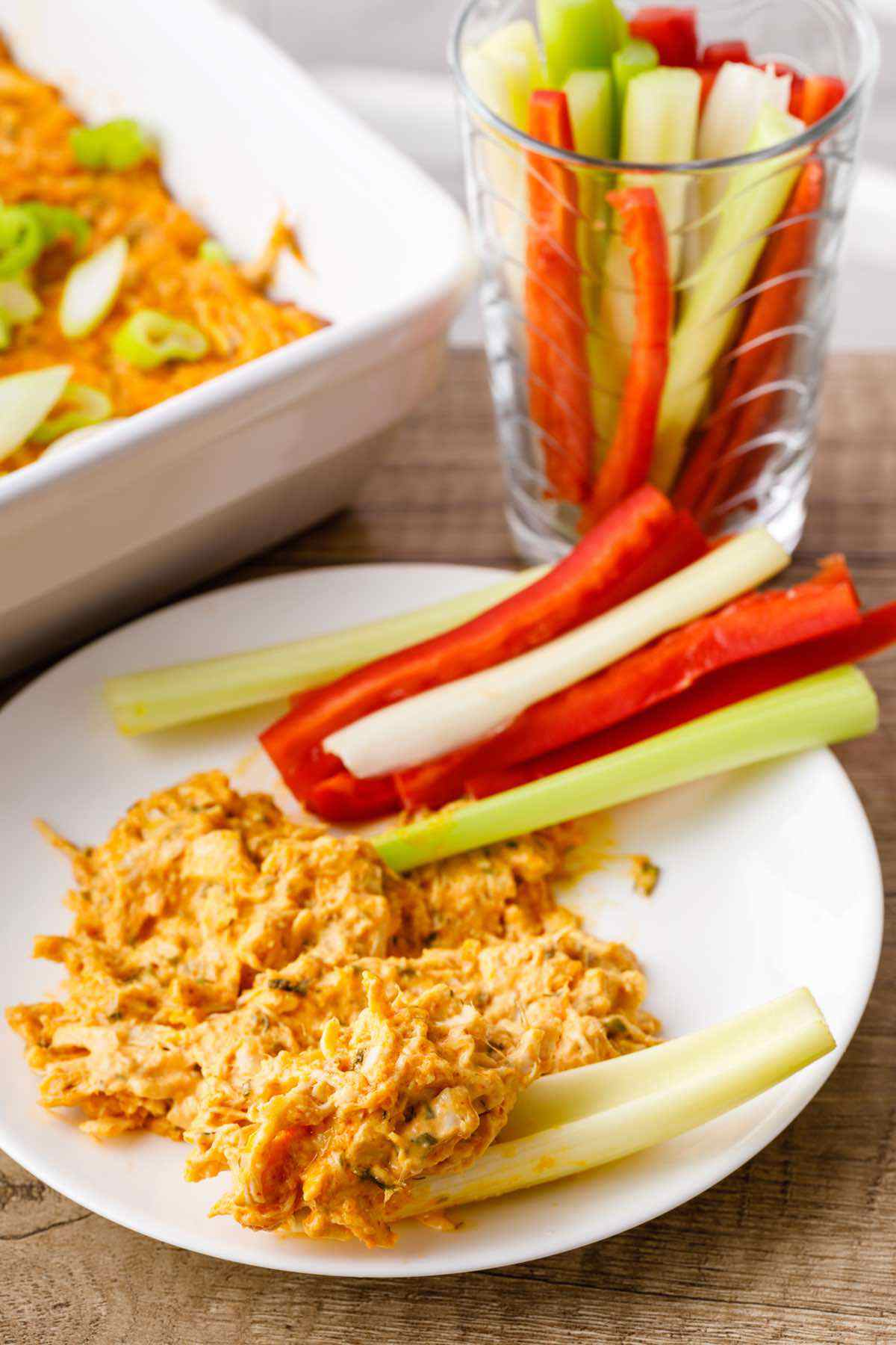 paleo buffalo chicken dip recipe