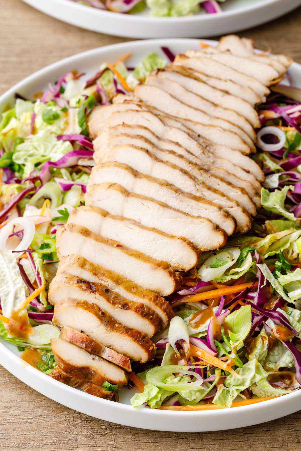 paleo chinese salad