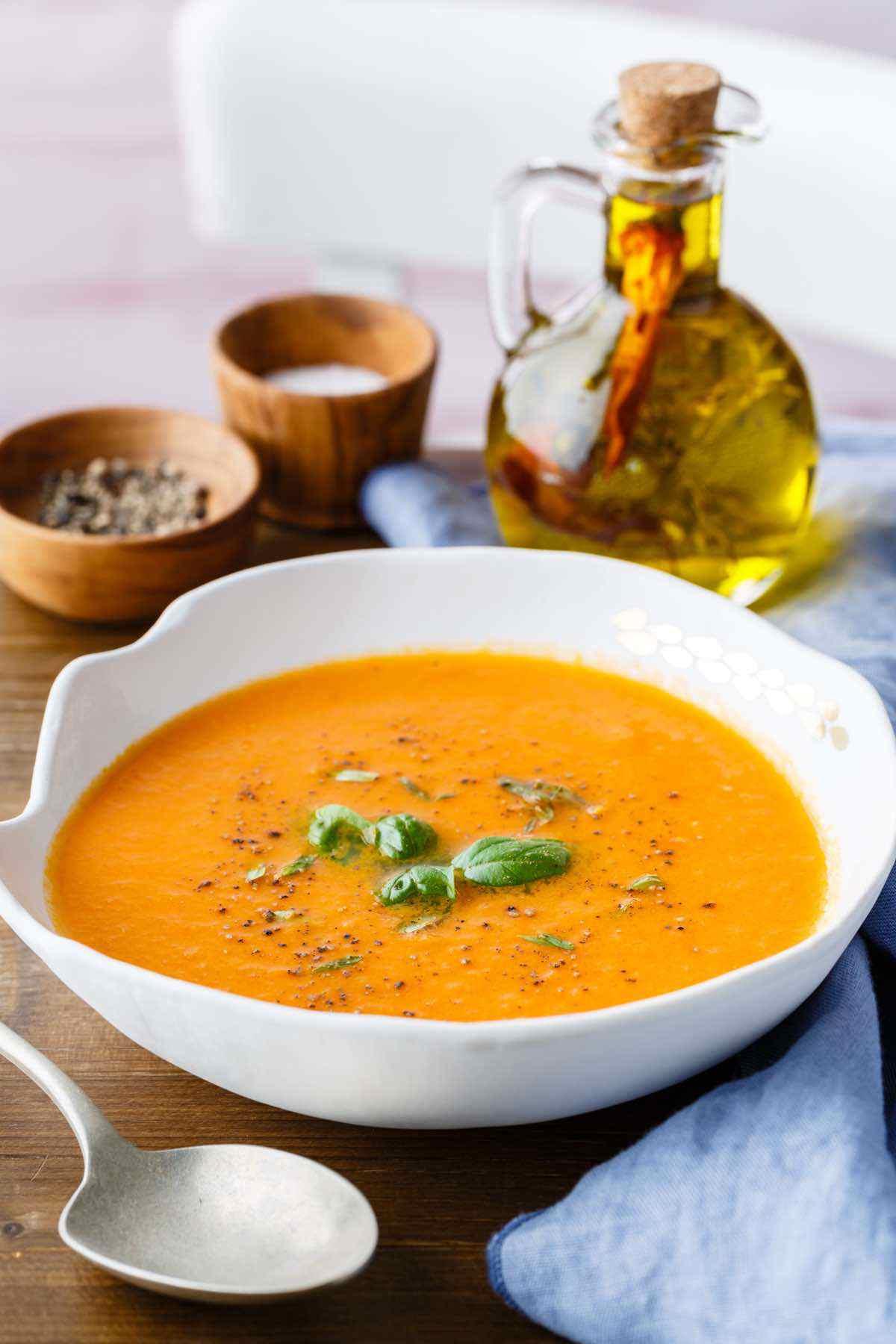 paleo garden tomato soup