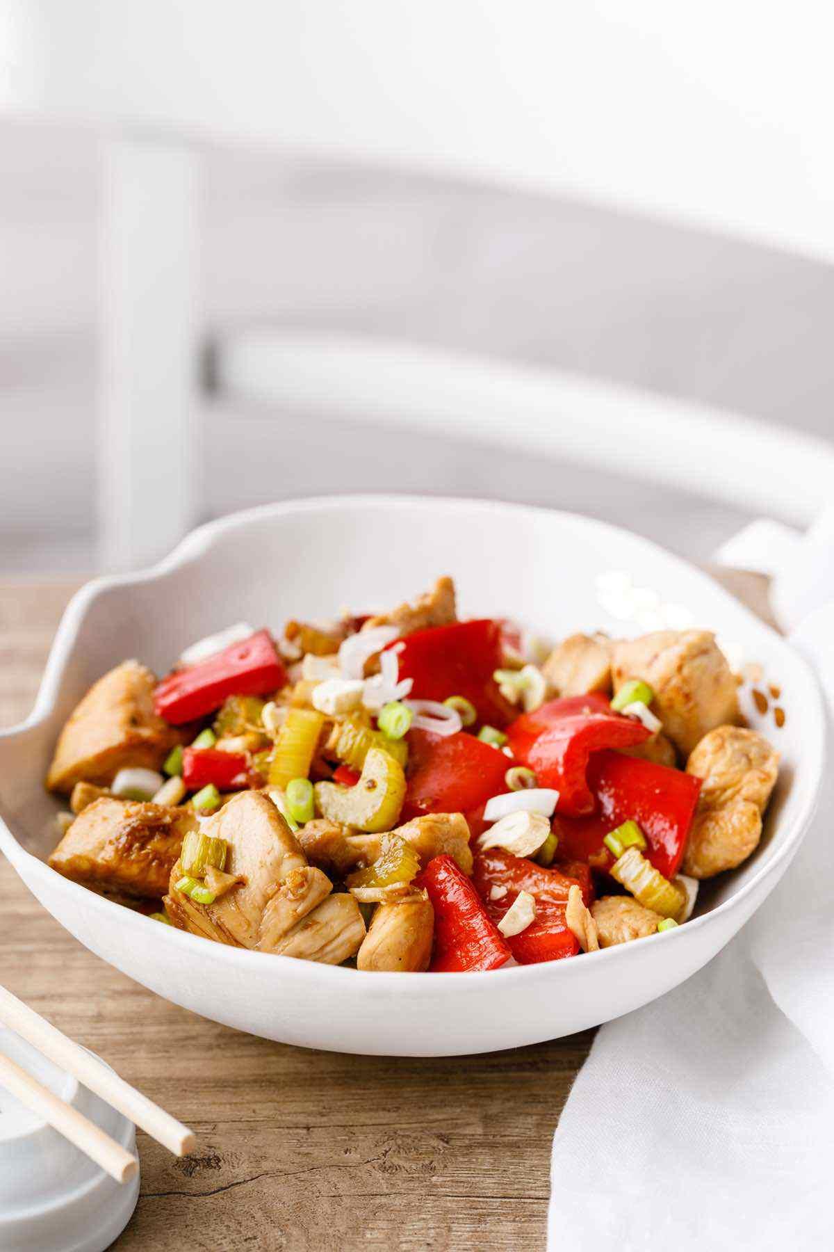 paleo kung pao chicken recipe