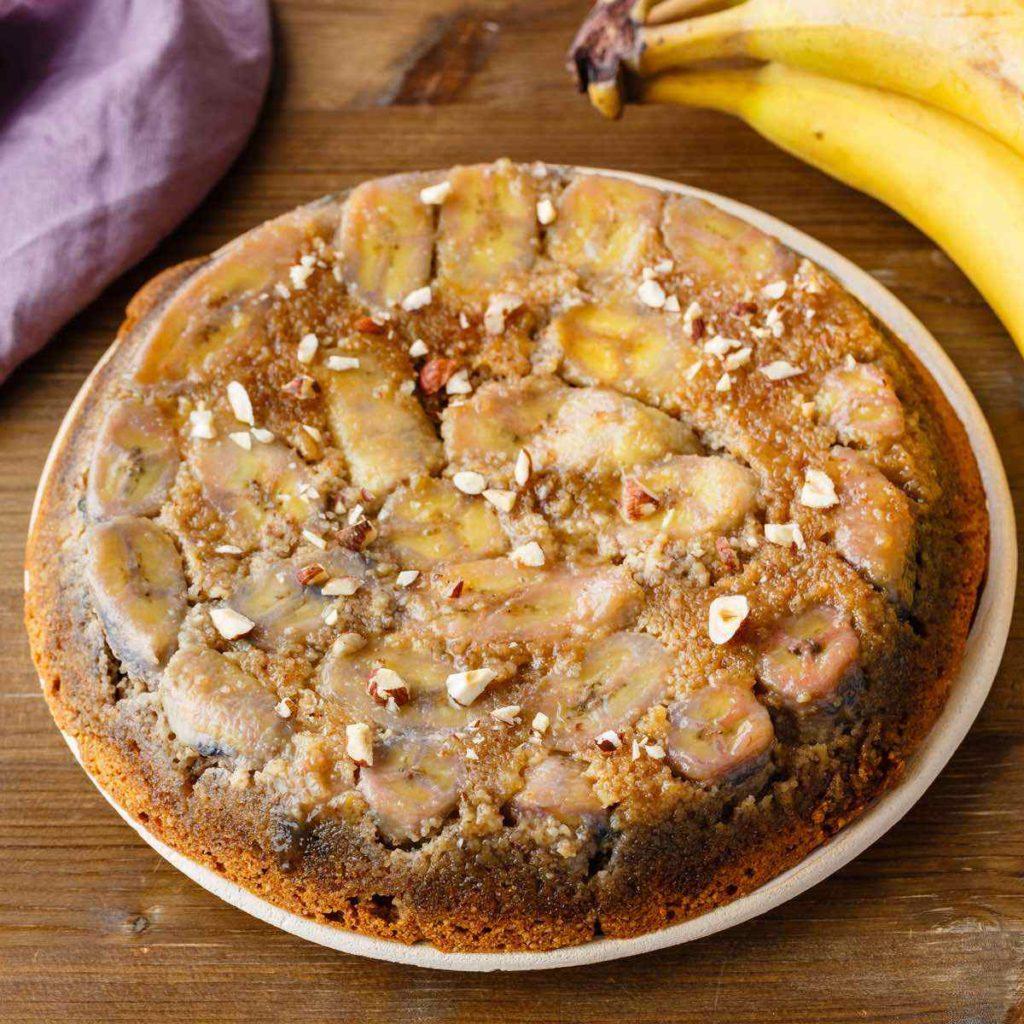 banana tarte tatin recipe