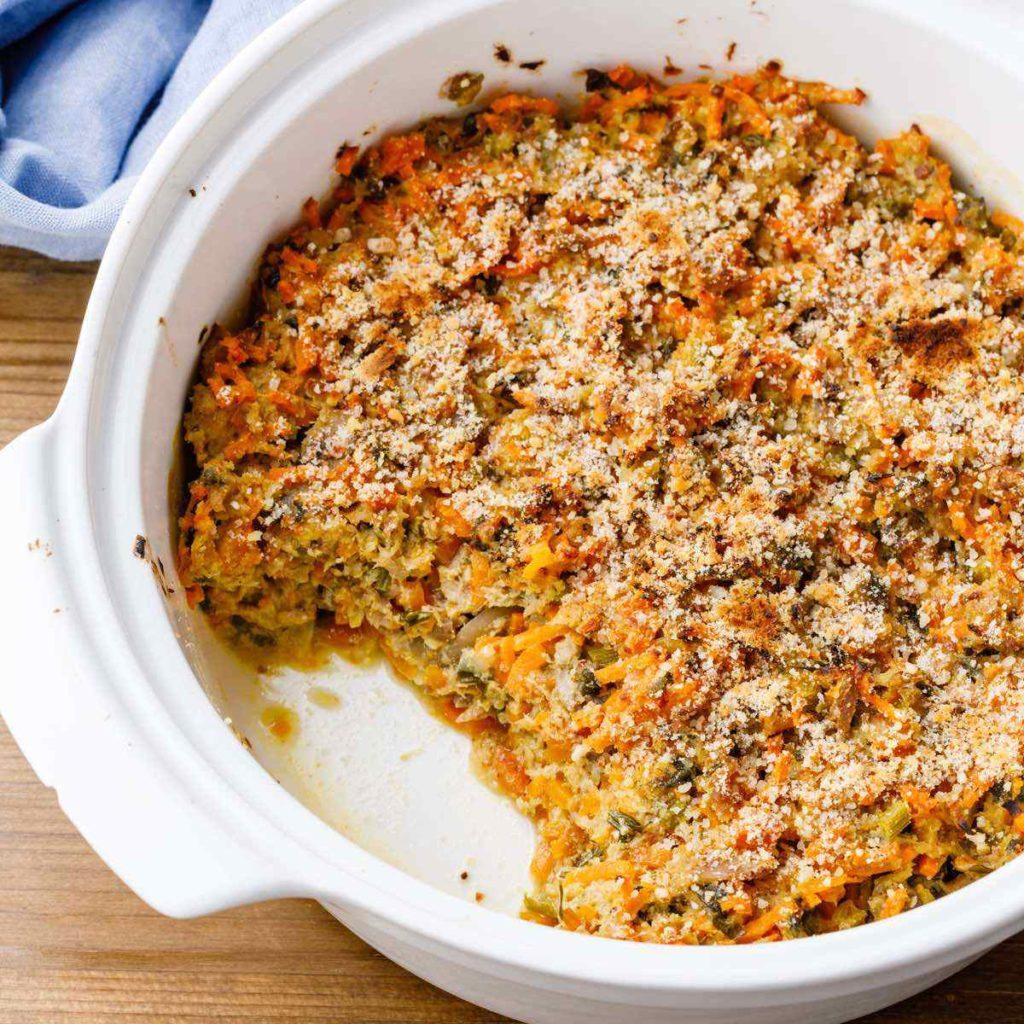 Easy Paleo Tuna Casserole (Makes Delicious Leftovers