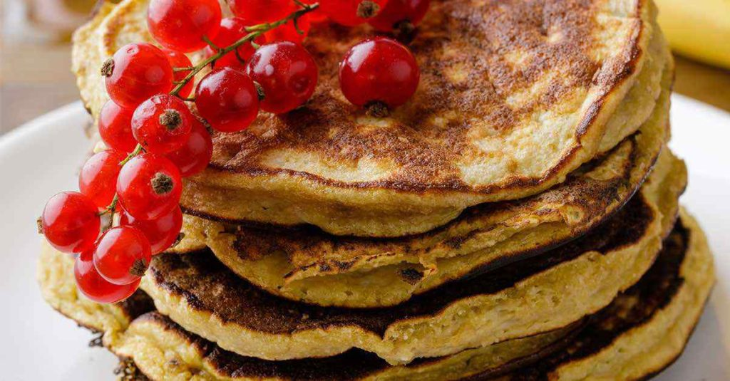 5 Ingredient Paleo Pancake Recipes