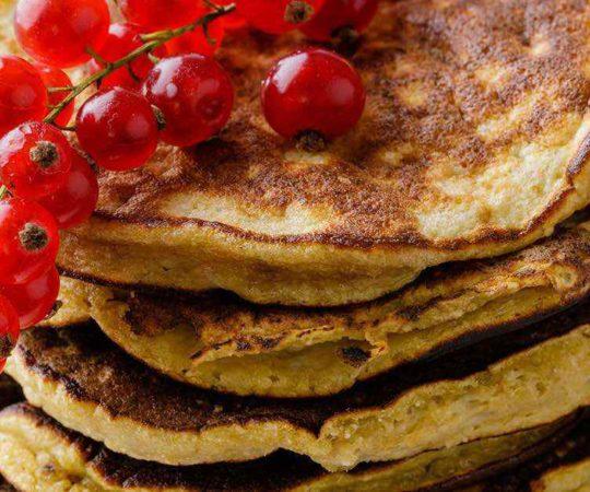 5 Ingredient Paleo Pancake Recipes