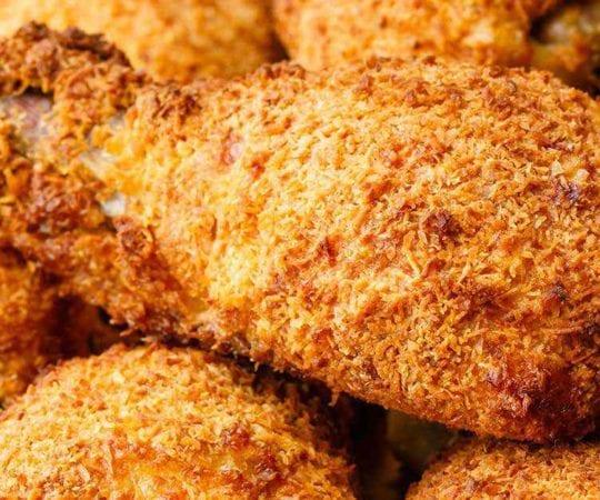 Air Fryer Crispy Chicken