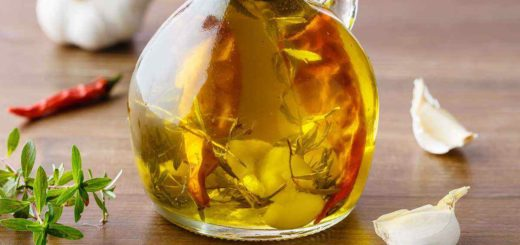 How to Make Garlic Infused Olive Oil