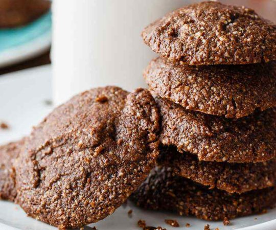 Magical Chocolate Brownie Cookies