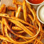 Roasted Parsnip Fries