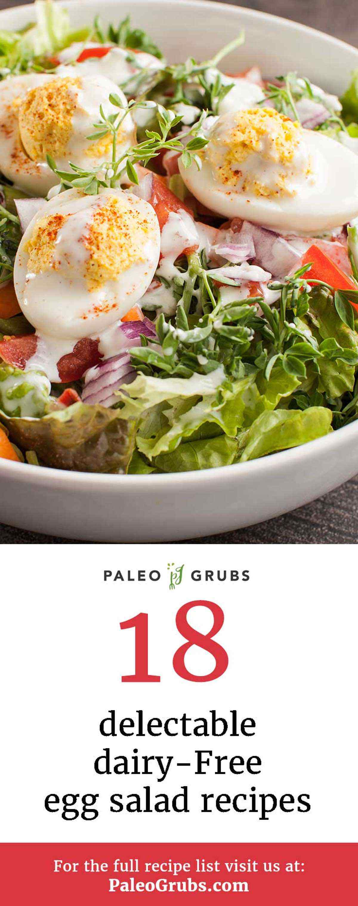 Craft the perfect egg salad with this diverse assortment of recipes. I found several egg salad recipes I make on a regular basis now.