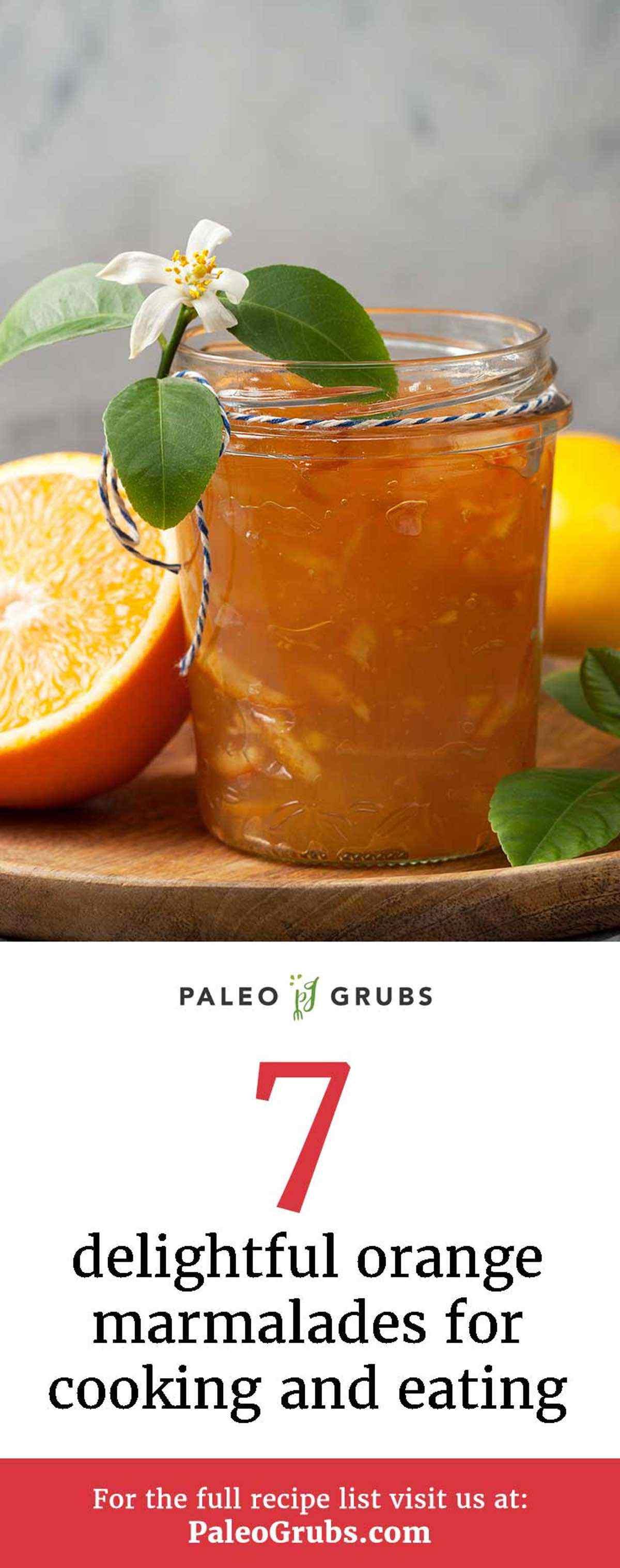 orange marmalade recipes