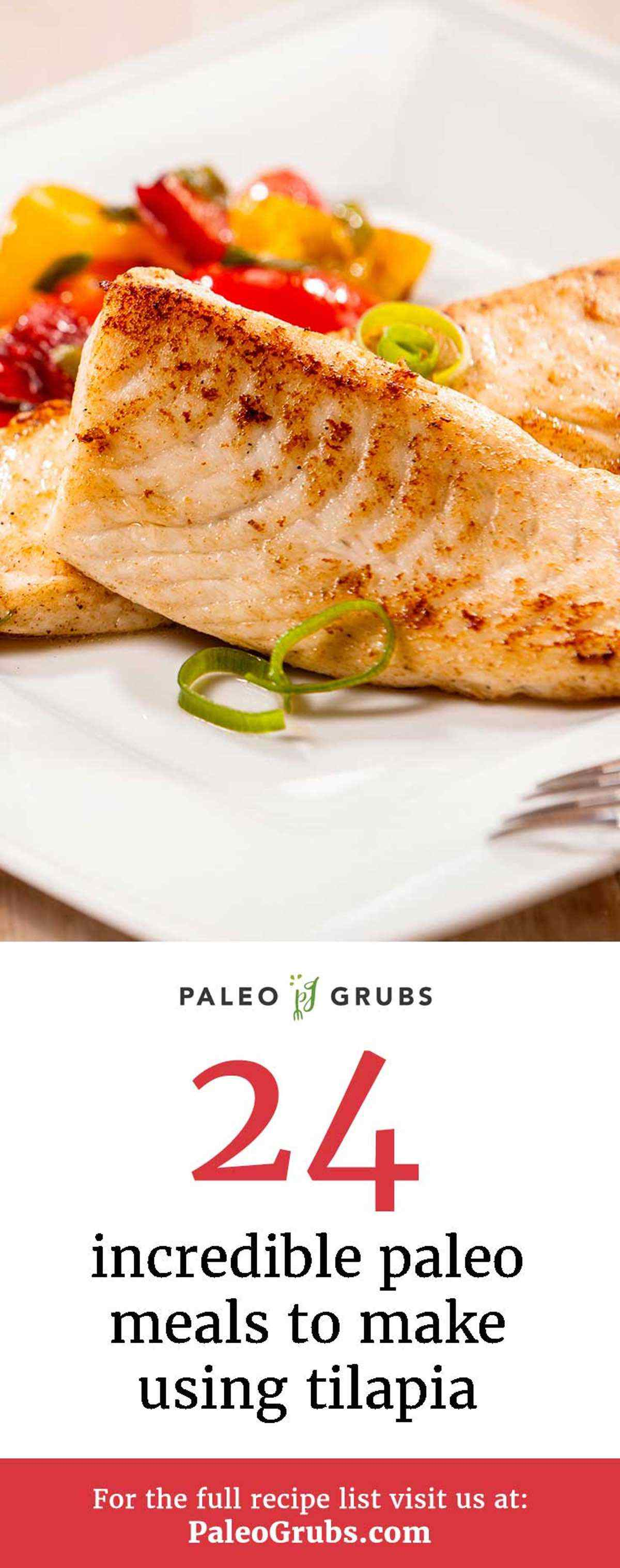These tilapia recipes really get my mouth watering. They are fun to try and easy to make even if you are not used to cooking fish.