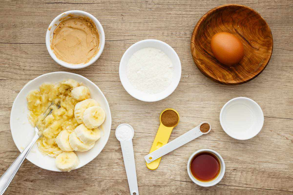 paleo pancake ingredients