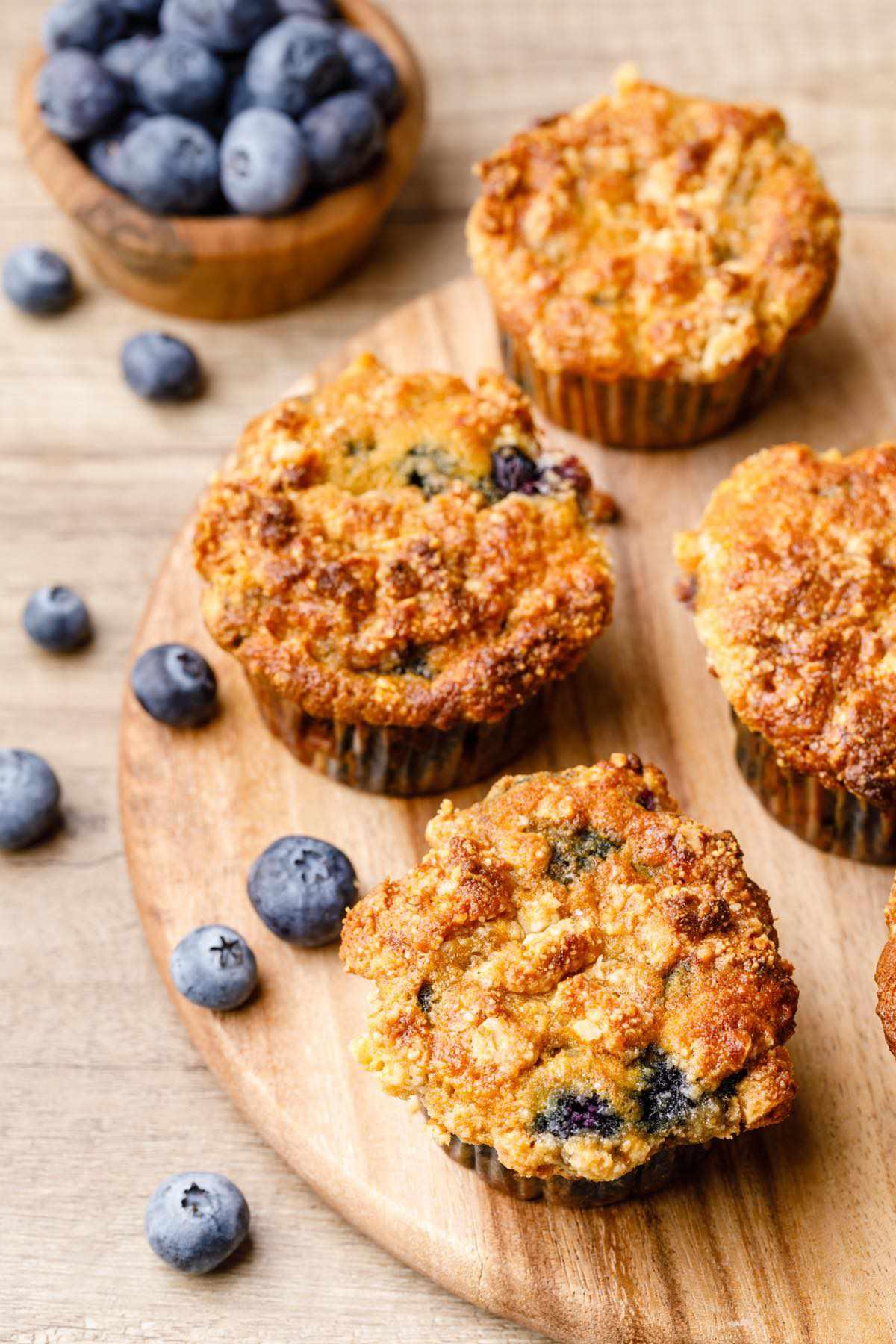 paleo coconut flour muffins